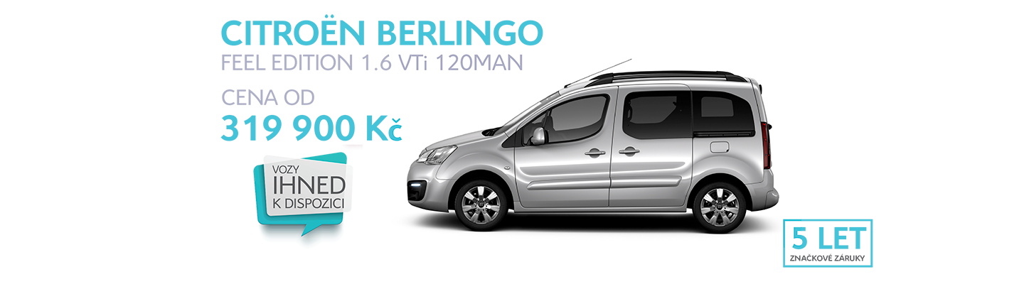 Berlingo Feel EDT