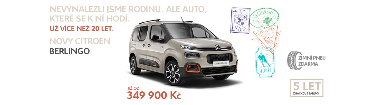 New Berlingo 2018